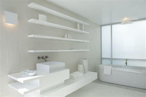 white shelves for bathroom 18 bathroom floating shelves designs ideas design
