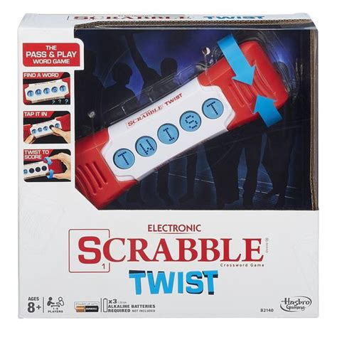 hasbro scrabble hasbro scrabble twist toys family board