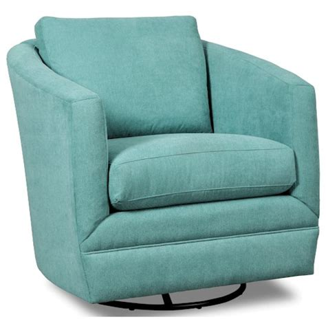 barrel swivel chairs upholstered craftmaster accent chairs swivel barrel chair darvin