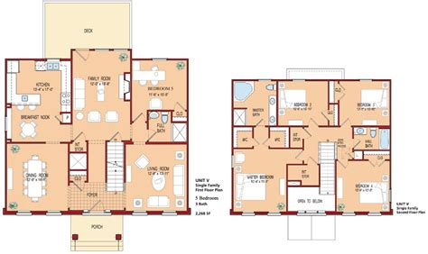 house plans with 5 bedrooms 5 bedroom house floor plans house plans