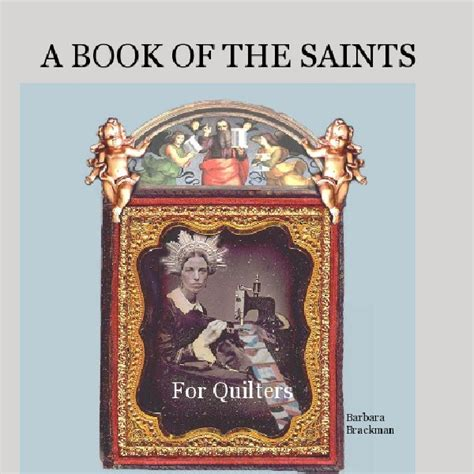 picture book of saints a book of the saints blurb books