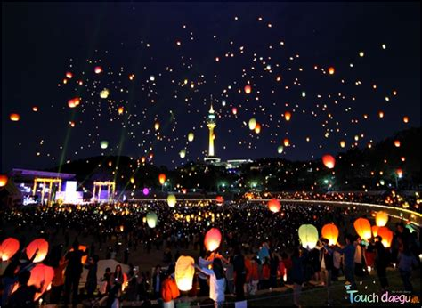 festival daegu touch daegu festival e world lights festival 2014