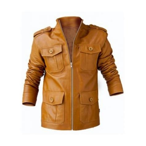 mens light brown leather jacket light brown leather jackets for www pixshark images galleries with a bite
