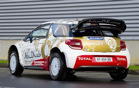 Citroen Ds3 Wrc by Citro 235 N Racing 2015 Citro 235 N Ds3 Wrc Gets New Livery