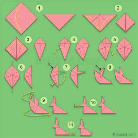 paper folding crafts for easy easy easter craft ideas for