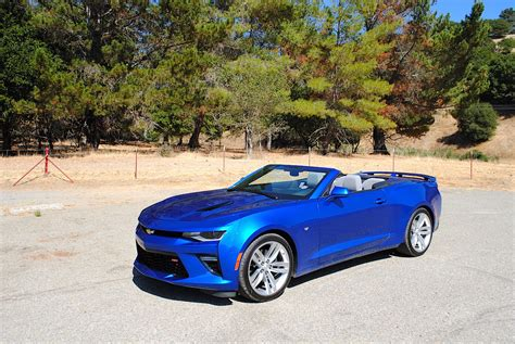 2016 Camaro Convertible Ss by 2016 Chevrolet Camaro Ss Convertible Test Drive Review
