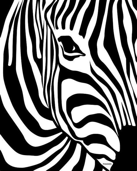 paint colors to match zebra print zebra canvas print canvas by magnes zebra