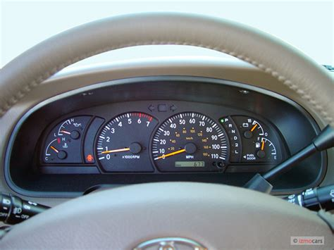 how it works cars 2003 toyota tundra instrument cluster image 2003 toyota tundra accesscab v8 ltd natl instrument cluster size 640 x 480 type gif