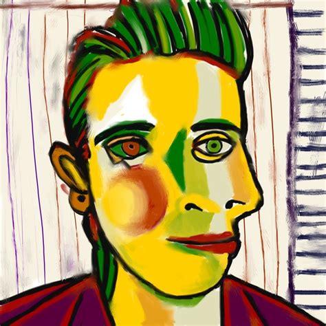 picasso paintings portraits picasso portrait spp by kyle lambert on deviantart
