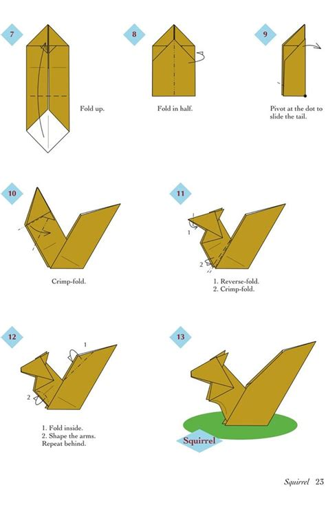 25 Best Ideas About Easy Origami Animals On