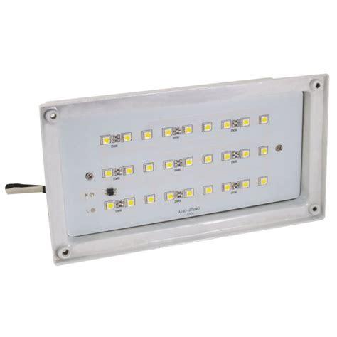 led lights 120v s710h led 120v step lights line voltage hid lighting