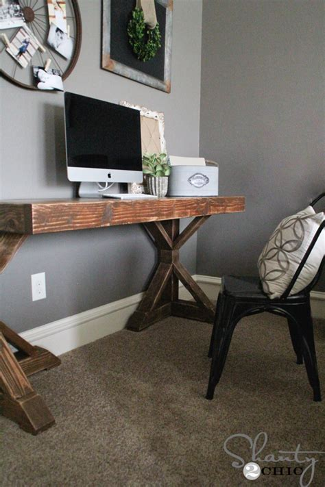 diy l desk 25 stylish diy desks