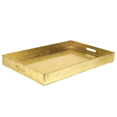 lacquer trays for ottomans lacquer breakfast and ottoman tray by nom living