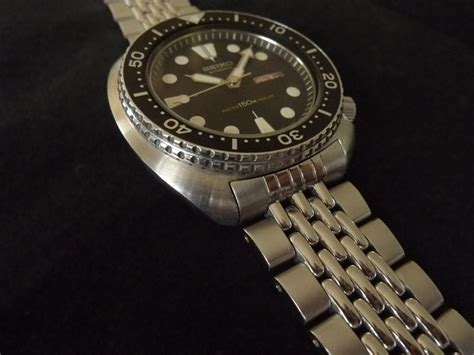 seiko of rice bracelet of rice bracelet for the 6309 and srp divers