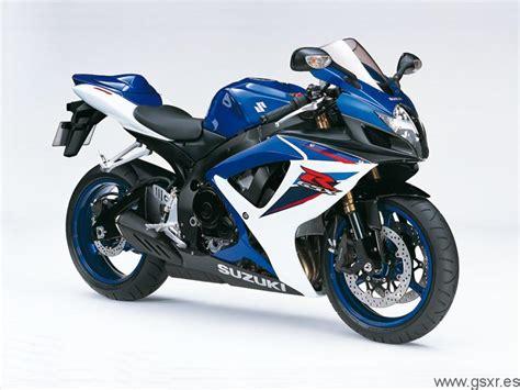 2007 Suzuki Gsx R600 by Suzuki Gsx R 600 2007 El De Las Motos Suzuki Gsx R