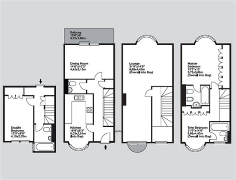 townhome floor plan townhouses three bedroom townhouse floorplan