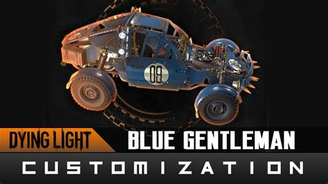 glow in the paint dying light dying light the following blue gentleman paint