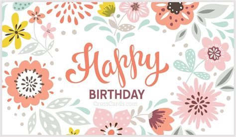 birthday card free happy birthday ecard email free personalized