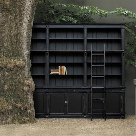 black bookshelves 25 best ideas about black bookcase on