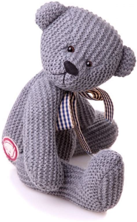 teddy knitting pattern uk bears knitty knitted teddy free delivery