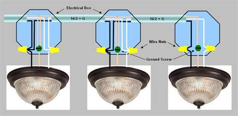 How To Wire A Light Fixture Wiring Lights Of An Existing Light