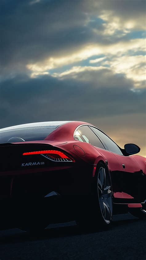 Car Wallpaper For Phone by Fisker Karma Production Wallpaper Fisker Cars 45