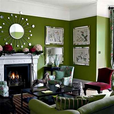 paint colors for small living room with green 12 small green living room interior design inspirations
