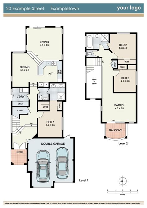 real floor plans floorplan sle 1 zigzag floorplans for real estate