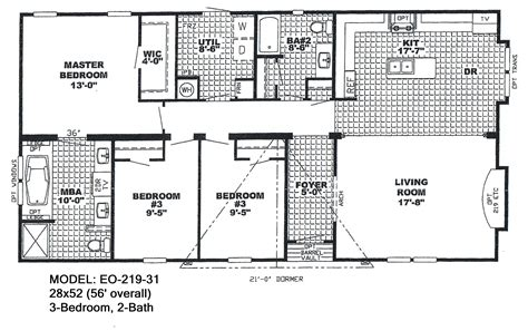 florida homes floor plans manufactured homes floor plans florida all pictures top