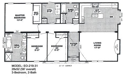80 floor plans x 80 mobile home floor plans description images frompo