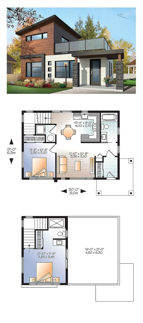 modern houses floor plans 25 best ideas about modern house plans on