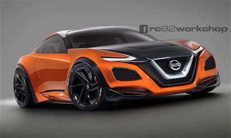 New Z Car by Next Z Car And Crossover Concepts