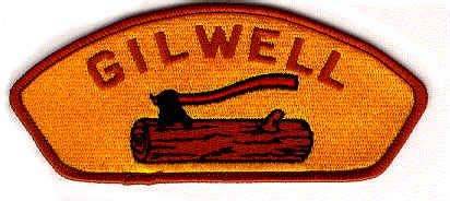 wood badge from gilwell woodbadge