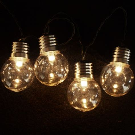 warm glow led lights 50 led warm white retro bulb lights