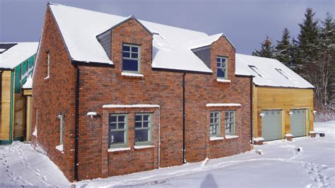 sips home self build sips home biggar scottish borders