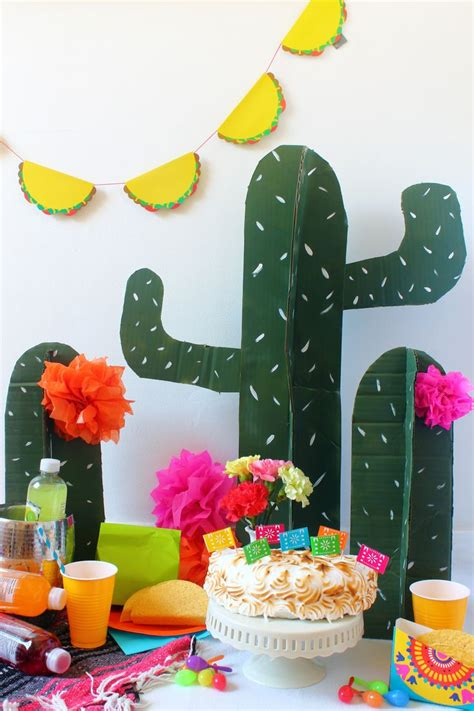 mexican themed best 25 mexican decorations ideas on