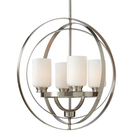 home decorators collection 4 light brushed nickel