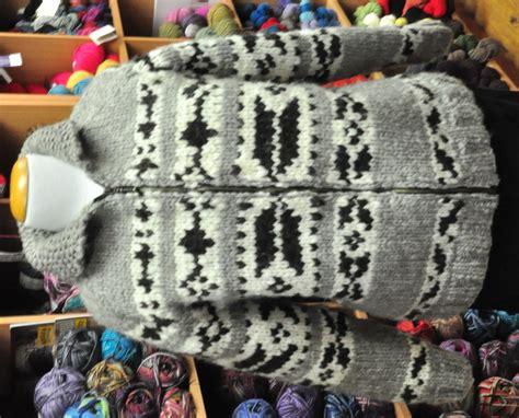 free cowichan sweater knitting pattern white buffalo sweater archives of yarn yarn fibre