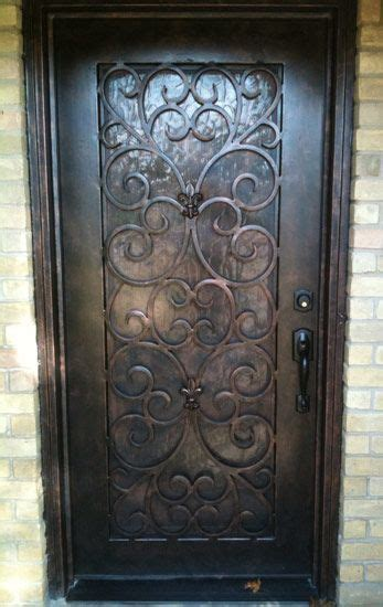 iron front doors for homes pin by cheryl redden on diy home decor