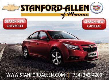 Allen Cadillac Service by Stanford Allen Chevrolet Cadillac Chevrolet Cadillac