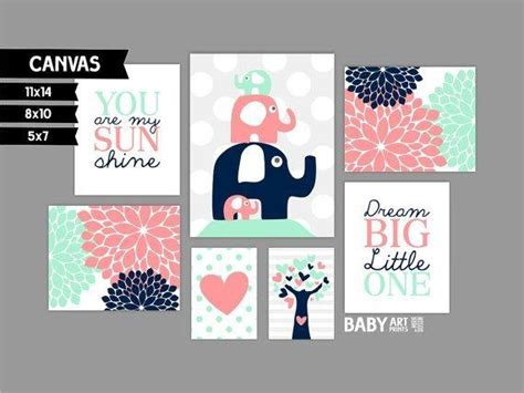 20 best nursery canvas wall ideas