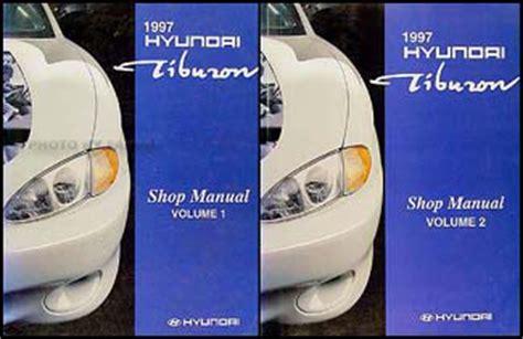 service manual 1997 hyundai tiburon repair line from a the transmission to the radiator 1997 hyundai tiburon repair shop manual original 2 vol set