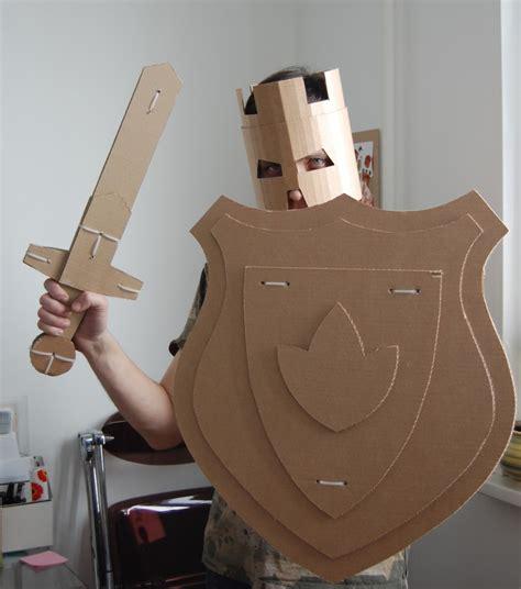 cardboard crafts for hello wonderful 12 cardboard costumes for