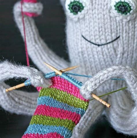 octopus knitting pattern the knitting octopus pattern craft ideas