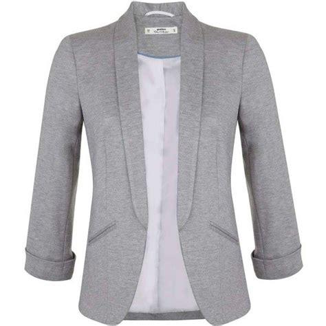 knit blazer womens grey knit blazer womens progress