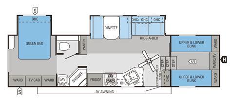 bunkhouse fifth wheel floor plans jayco fifth wheel bunkhouse floor plans floor matttroy
