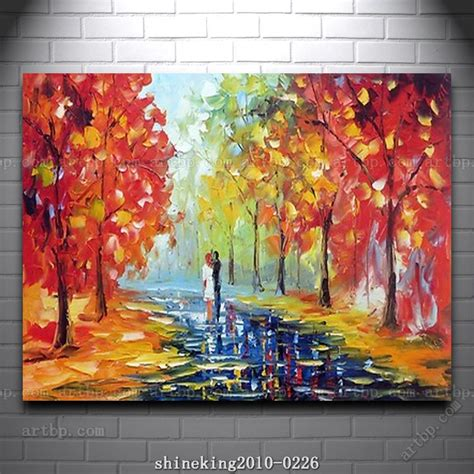 how to paint using acrylic paint on canvas colorful palette knife painting on canvas modern