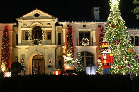 light displays dallas where to see the best outdoor light displays in
