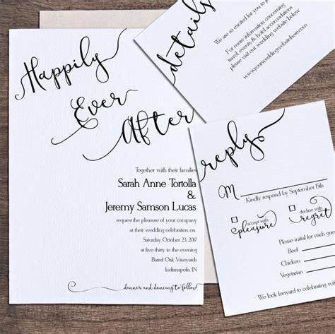 after invitations wedding invitation template printable wedding invitation