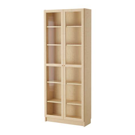 discontinued ikea bookshelves billy oxberg bookcase birch veneer ikea